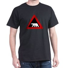 Beware of Polar Bears, Norway T-Shirt