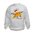 Dear Santa Star Kids Sweatshirt