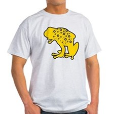 Yellow Spotted Frog T-Shirt