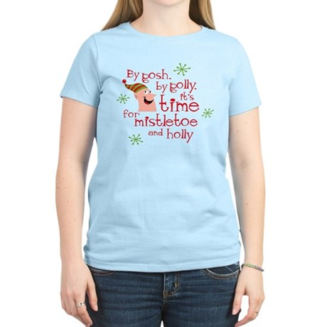 Holly Elf Women's Light T-Shirt