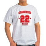 Alabama 22 Light T-Shirt