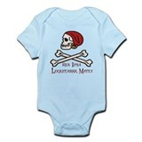 Pirate Law Onesie