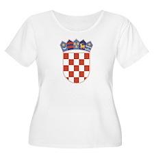 Croatia Arms T-Shirt