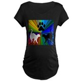 RAINBOW PAW CATS T-Shirt