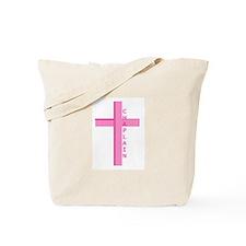 Funny Chaplain Tote Bag