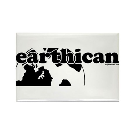 Earthican Rectangle Magnet