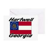 Hartwell Georgia Greeting Cards (Pk of 10)