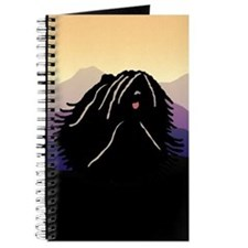 Puli Purple Mountain Journal