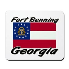 Fort Benning Georgia Mousepad