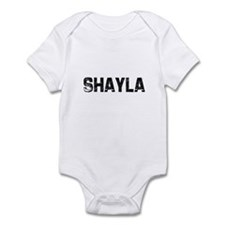 Shayla Infant Bodysuit