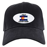 Vail Colorado Baseball Hat