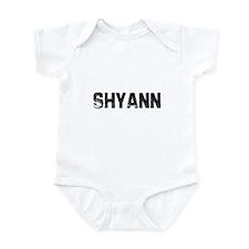 Shyann Infant Bodysuit