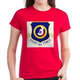 USAAF 3rd Air Force logo Tee