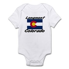 Longmont Colorado Infant Bodysuit