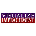 Visualize Impeachment (bumper sticker)