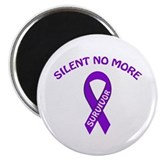 Silent no more Magnet