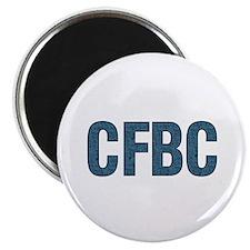 CFBC Blue Logo Magnet