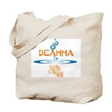 Deanna (fish) Tote Bag