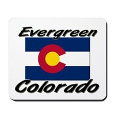 Evergreen Colorado Mousepad