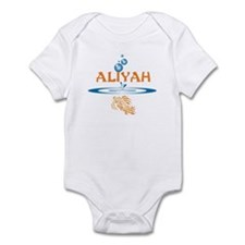 Aliyah (fish) Infant Bodysuit