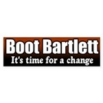 Boot Roscoe Bartlett Bumper Sticker