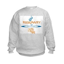 Rosemary (fish) Sweatshirt