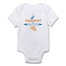 Rosemary (fish) Infant Bodysuit