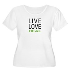 Live Love Heal T-Shirt