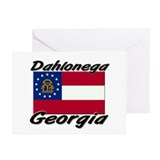Dahlonega Georgia Greeting Cards (Pk of 10)