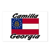 Camilla Georgia Postcards (Package of 8)