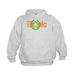 Bionic Television Tag Line Kids Hoodie