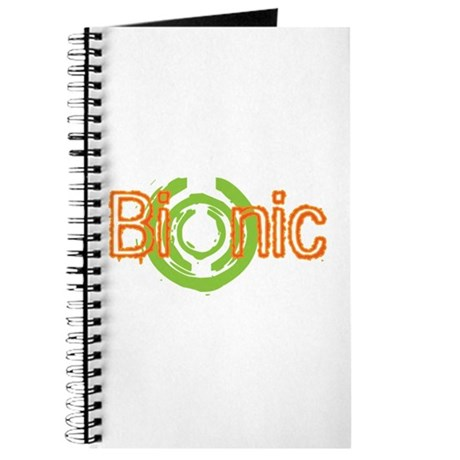 Bionic Television Tag Line Journal