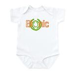 Bionic Television Tag Line Infant Bodysuit