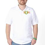 Bionic Television Tag Line Golf Shirt