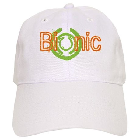 Bionic Television Tag Line Cap