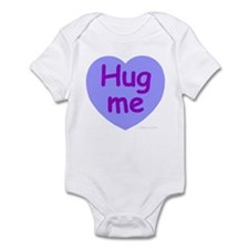Hug Me Candy  Infant Bodysuit
