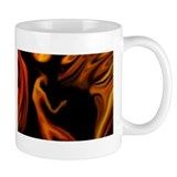 """Faust and the Devil"" Mug"