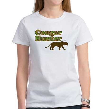 Cougar Hunter Women's T-Shirt