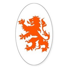 Dutch Lion Decal