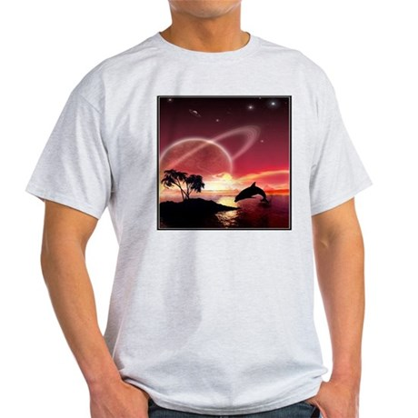 A Dolphins Dream Light T-Shirt