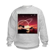 A Dolphins Dream Sweatshirt