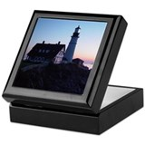 Portland Headlight Daybreak Keepsake Box