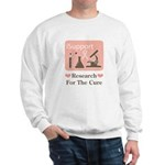 Support Breast Cancer Research Sweatshirt