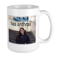 Unique Anthrax Mug