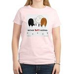 Nothin' Butt Herding Women's Light T-Shirt