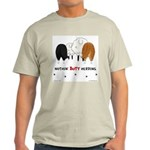 Nothin' Butt Herding Light T-Shirt