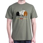 Nothin' Butt Herding Dark T-Shirt
