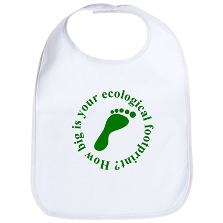 Ecological Footprint Ecology Bib