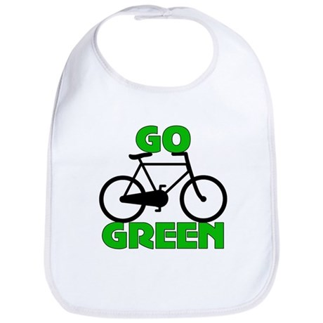 Go Green Bicycle Ecology Bib