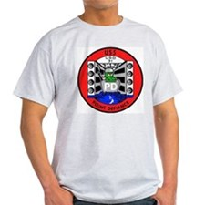 USS Point Defiance (LSD 31) T-Shirt